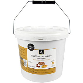 Πραλίνα MASTER CHEF φουντουκιού για κρουασάν (5kg)