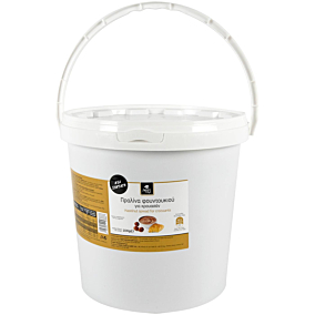 Πραλίνα MASTER CHEF φουντουκιού για κρουασάν (10kg)