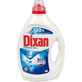 Απορρυπαντικό DIXAN POWER GEL φρεσκάδα ωκεανού πλυντηρίου ρούχων, υγρό (30μεζ.)