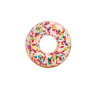Φουσκωτή κουλούρα INTEX donut Φ114cm