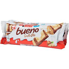 Γκοφρέτα KINDER BUENO λευκή σοκολάτα (3x43g)