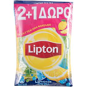 Αφέψημα LIPTON ice tea με λεμόνι (2+1 δώρο) (3x125g)