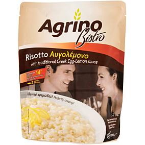 Ρύζι AGRINO bistro ριζότο αυγολέμονο (200g)
