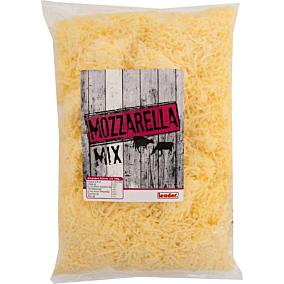 Τυρί LEADER mozzarella mix τριμμένη (1kg)