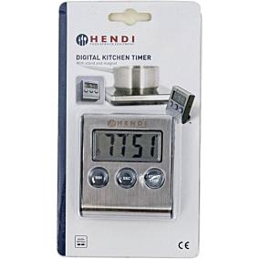Χρονόμετρο HENDI κουζίνας ψηφιακό