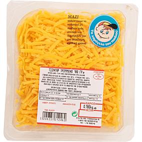 Τυρί VIKO cheddar τριμμένο (180g)