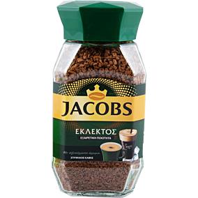 Καφές JACOBS στιγμιαίος εκλεκτός (100g)