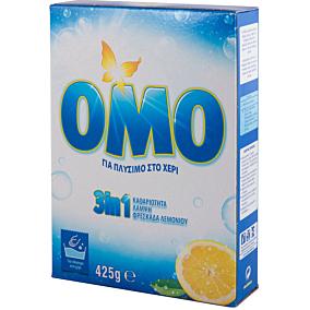 Απορρυπαντικό OMO για πλύσιμο στο χέρι, σε σκόνη (425g)