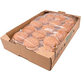 Ψωμί SELECT για burger, large με σουσάμι κατεψυγμένο (30τεμ.)