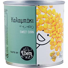 Κονσέρβα ΕΔΕΜ καλαμπόκι σε κόκκους γλυκό (340g)