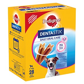 Σνακ PEDIGREE DENTASTIX small dog (4x110g)