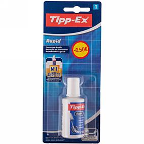 Διορθωτικό TIPP-EX rapid υγρό σε μπουκαλάκι -0.5€ (3x20ml)