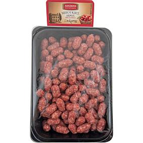 Σαλάμι αέρος ΛΑΚΩΝΙΚΗ πικάντικο Σπάρτης (1kg)