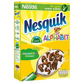 Δημητριακά NESQUIK abc (325g)