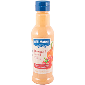 Σάλτσα HELLMANN'S dressing 1000 island (210ml)