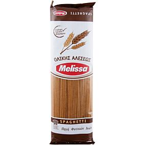 Πάστα ζυμαρικών MELISSA σπαγγέτι ολικής άλεσης (500g)