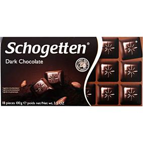 Σοκολάτα SCHOGETTEN dark (100g)