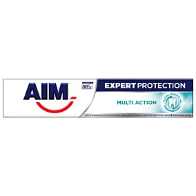 Οδοντόκρεμα AIM Expert Protection Multi Action (75ml)