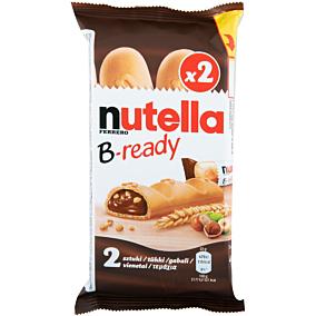 Μπισκότο NUTELLA B-ready (2x44g)
