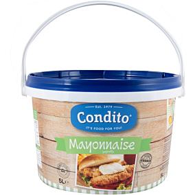 Μαγιονέζα CONDITO κλασική (5lt)