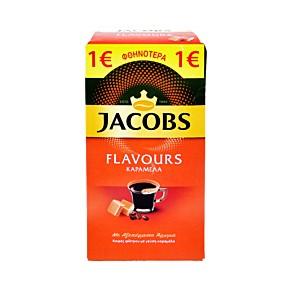 Καφές JACOBS φίλτρου με γεύση καραμέλα -1€ (250g)