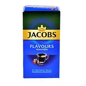Καφές JACOBS φίλτρου με γεύση φουντούκι -1€ (250g)