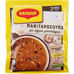 Ημιέτοιμο γεύμα MAGGI μανιταρόσουπα (51g)
