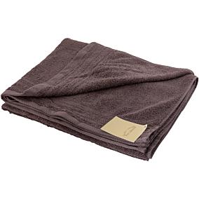 Πετσέτα RESORT LINE σώματος 100% βαμβακερή taupe 80x150cm