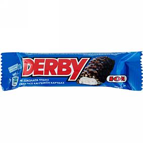 Σοκολάτα DERBY υγείας με καρύδα (38g)