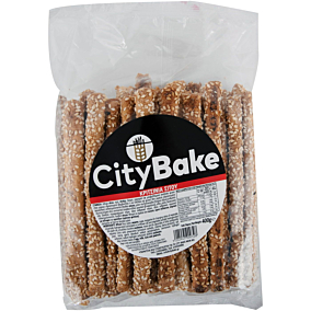 Κριτσίνι CITY BAKE σταρένιο (400g)