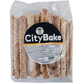 Κριτσίνι CITY BAKE καλαμπόκι (400g)