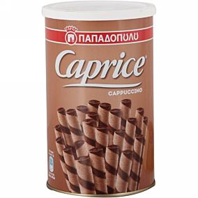 Πουράκια ΠΑΠΑΔΟΠΟΥΛΟΥ Caprice με κρέμα cappuccino (250g)