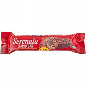 Γκοφρέτα SERENATA choco bar με σοκολάτα γάλακτος (53g)
