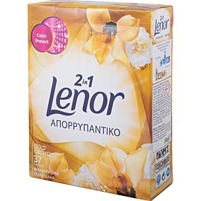 Απορρυπαντικό LENOR gold radiant πλυντηρίου ρούχων, σε σκόνη (37μεζ.)