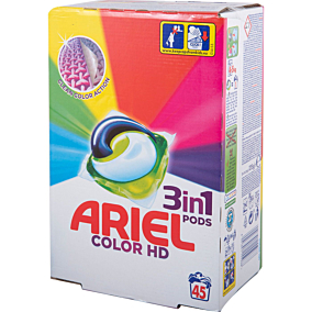 ARIEL 3IN1 COLOR 1*45T