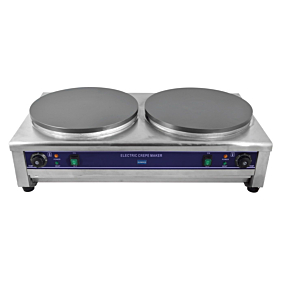 Κρεπιέρα OLYMPIA διπλή ηλεκτρική CHZ-35-2