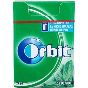 Τσίχλες ORBIT δυόσμος (35g)