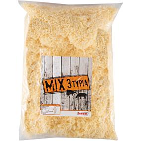 Τυρί LEADER MIX τριμμένο (1kg)