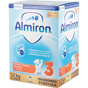 Γάλα σε σκόνη ALMIRON 3 (1,2kg)