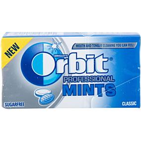 Τσίχλες ORBIT classic μέντα (18g)