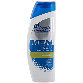 Σαμπουάν HEAD AND SHOULDERS men ultra max oil control (300ml)