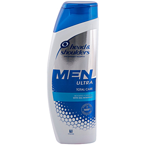 Σαμπουάν HEAD AND SHOULDERS men ultra total care (300ml)
