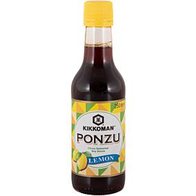 Σάλτσα KIKKOMAN σόγιας ponzu citrus (250ml)
