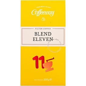 Καφές COFFEEWAY φίλτρου blend eleven (200g)