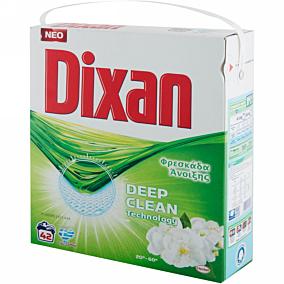 Απορρυπαντικό DIXAN κουτί φρεσκάδα άνοιξης (42μεζ.)