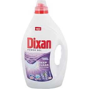 Απορρυπαντικό DIXAN POWER GEL λεβάντα πλυντηρίου ρούχων, υγρό (42μεζ.)