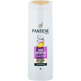 Σαμπουάν PANTENE superfood (360ml)