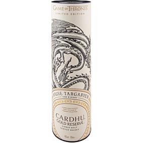 Ουίσκι CARDHU Game of Thrones (700ml)