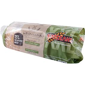 Ψωμί ΚΑΤΣΕΛΗΣ ολικής άλεσης (900g)