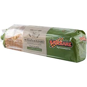 Ψωμί ΚΑΤΣΕΛΗΣ ολικής άλεσης (720g)